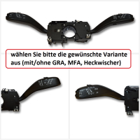 Genuine Volkswagen steering column switch for VW T5, all...